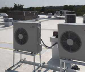 Ductless Roof Top